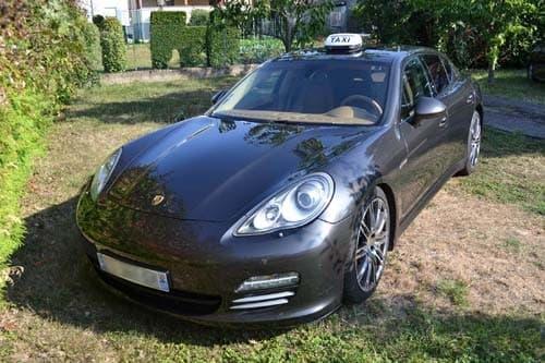 Porsche Panamera à Illzach en Alsace