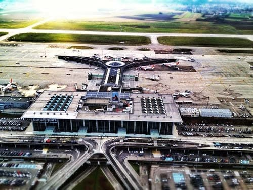 Aéroport Bâle-Mulhouse - transfert en taxi avec Illzach