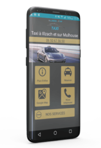 Application Android Taxi Illzach